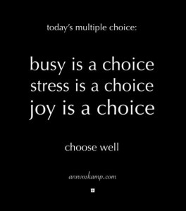 Mindful Choice